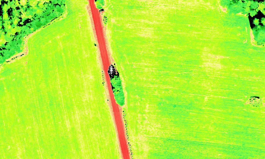 Multispectral NDVI | CIR cameras for agriculture and forestry