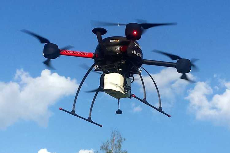 UAV|UAS for agriculture with HSC-2 hyperspectral camera